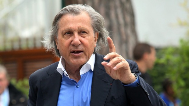Ilie Nastase provisionally suspended by ITF after racist comment about Serena