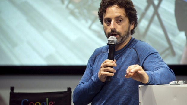 Sergey Brin Might be Building a Giant Dirigible