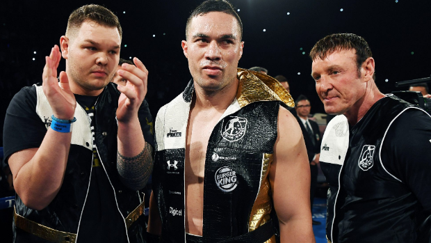 Joseph Parker: Ready to get back in the ring