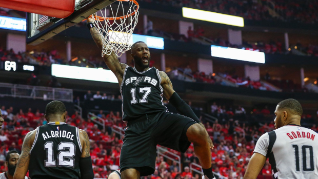 NBA Executive Thinks James Harden Might Have Been Concussed Vs. Spurs