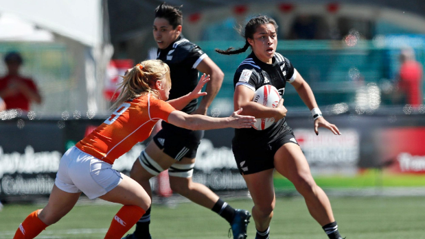 Canada falls to New Zealand in final