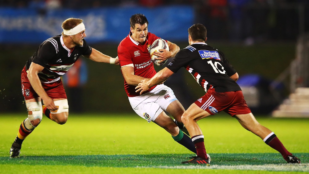 Faletau impresses as Lions start with narrow win