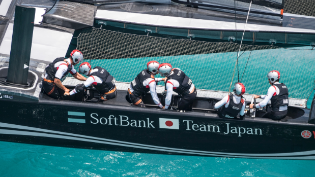 America's Cup challenger final series: Team New Zealand v Artemis