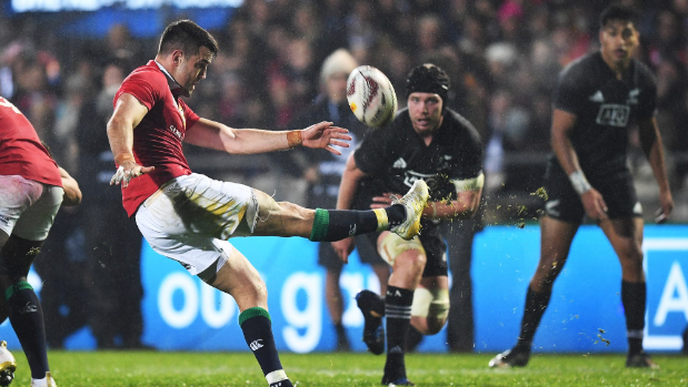 Clinical Lions grind Maori All Blacks down in 32-10 win