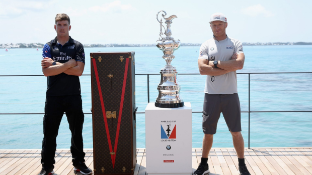 Dominant New Zealand increase America's Cup lead