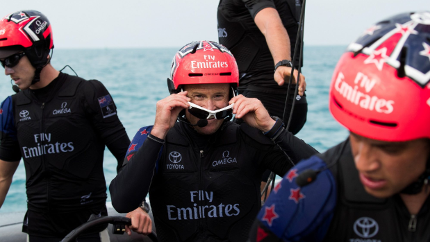 New Zealand reach match point against U.S. in America's Cup final