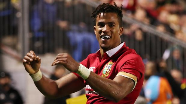 Farrell sinks All Blacks as Lions level Test series