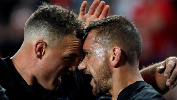 Referee 'overthought' late All Blacks call