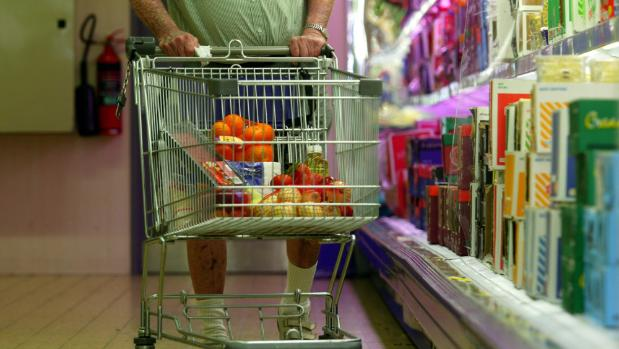 Annual inflation comes in below expectations as quarterly rate drops to zero