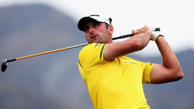 Golf: Ryan Fox holes out for hole-in-three