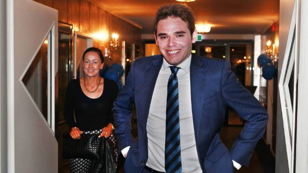 Todd Barclay returns to Parliament after recording controversy