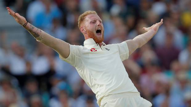 Elgar falls after Bairstow stars for England
