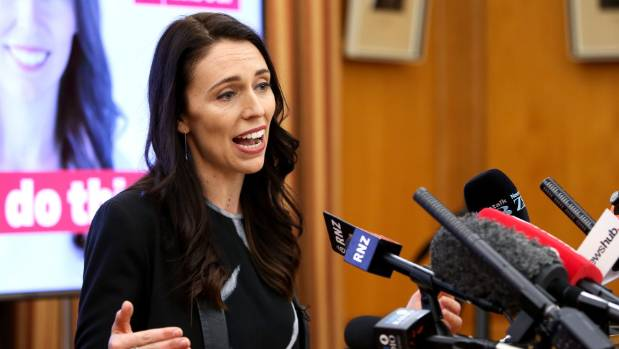 Jacinda Ardern Gallery: Labour Starts All Over Again