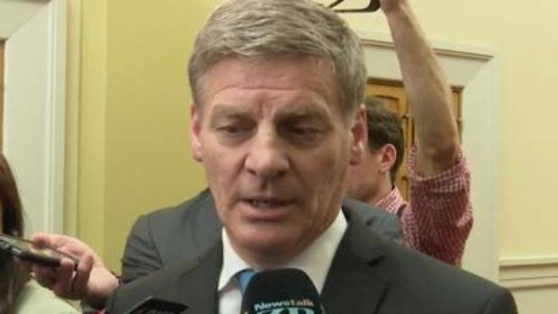 Bill English's text messages may be retrievable