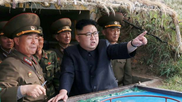 North Korea risks 'destruction of its people', says defence secretary Mattis