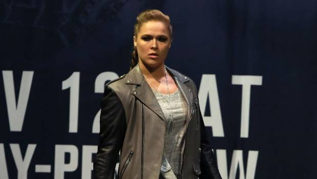 Triple H Believes Ronda Rousey Is Unsure of Potential WWE Future