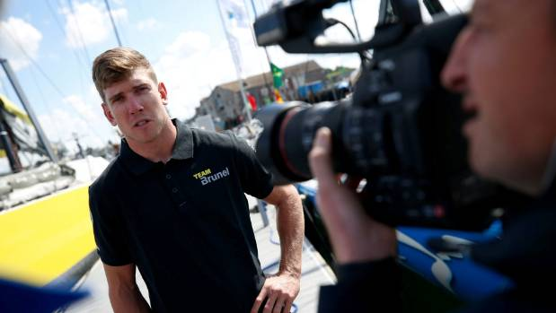 Sailing: New Zealand's Burling joins Team Brunel for Volvo Ocean Race