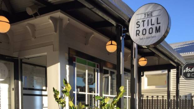 The Still Room Bar Kitchen Lower Hutt