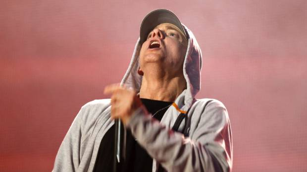 Eminem selling Rochester Hills property; rarely stayed there