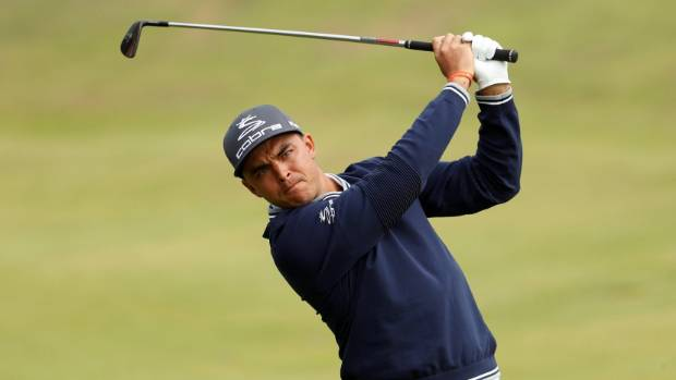 LEE SMITH       Rickie Fowler finished 22nd at the British Open