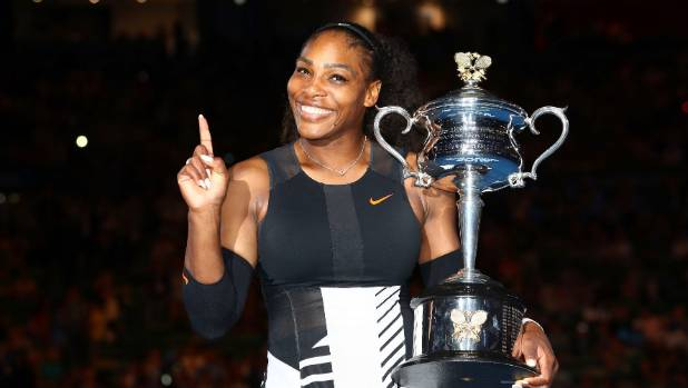 Serena Williams Opens Up About Pregnancy: 'I'm Nervous About Childbirth'