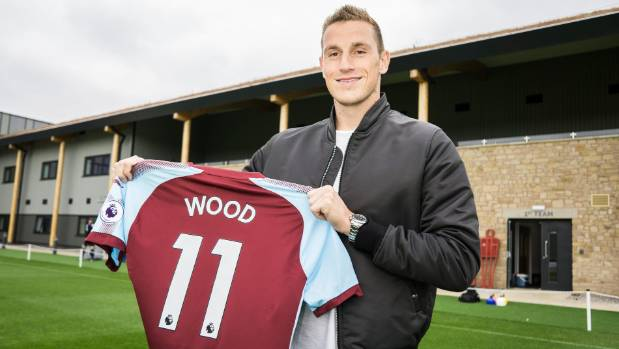 Burnley signing Wood is a 'weapon' says Dyche