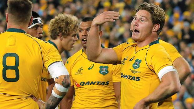 Injured Wallabies lock Coleman to miss Bledisloe Cup test