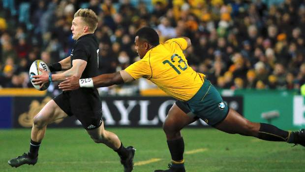 New Zealand retain Bledisloe Cup in thrilling fashion
