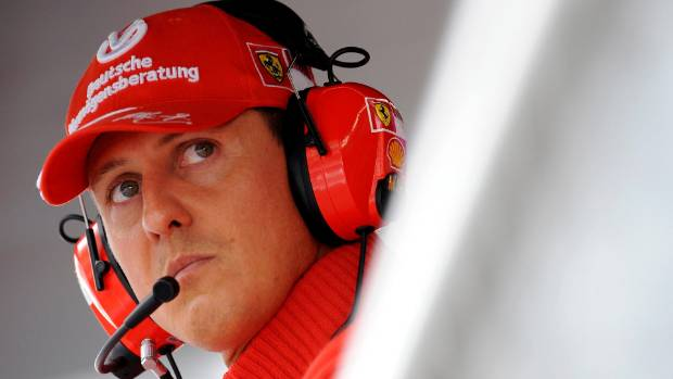 Schumacher Jr to drive at Belgian Grand Prix