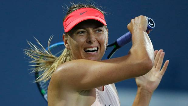 Halep to face Sharapova in thrilling US Open first round