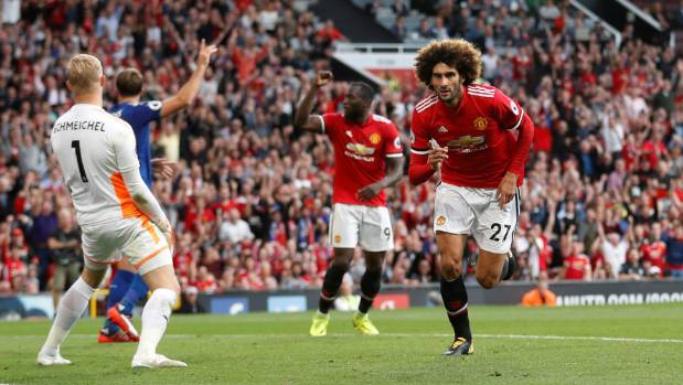 Rashford Keeps Man United's Winning Record Intact