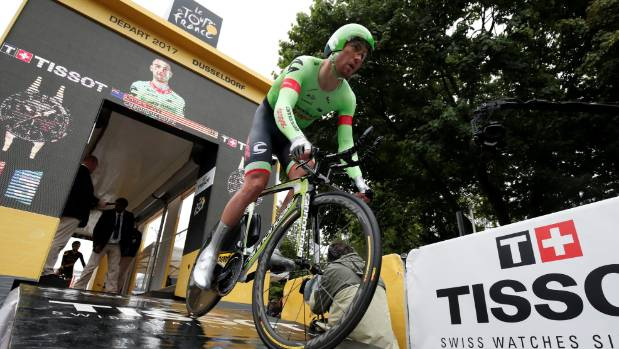 Cannondale-Drapac's uncertain future leaves Patrick Bevin and Tom Scully in limbo