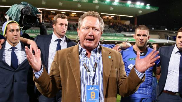 Andrew 'Twiggy' Forrest escalates fight to save the Western Force