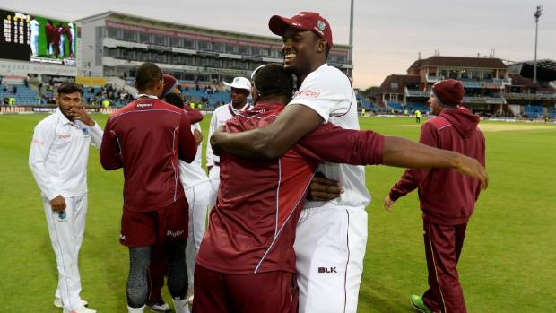 Hope leads West Indies to stunning win over England