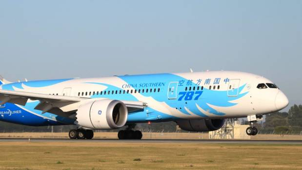 China Southern Airline posts lower profit on increased fuel costs