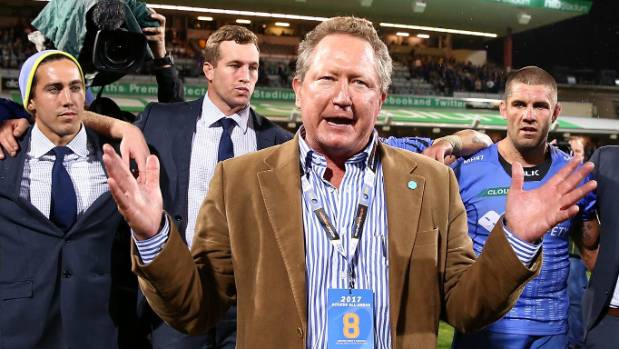 Cameron Clyne resignation called for after Western Force axing
