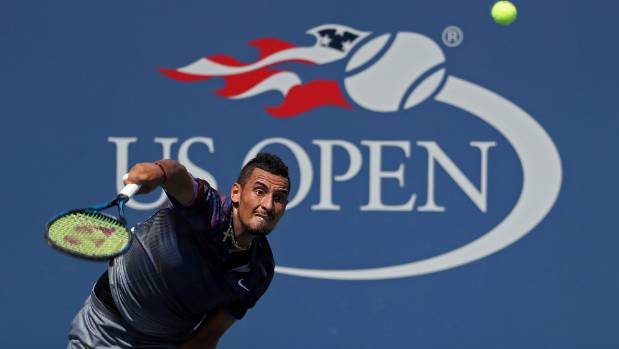 US Open: Nick Kyrgios makes sad tennis admission after loss