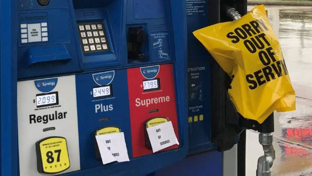 Toronto gas prices rising thanks to Harvey