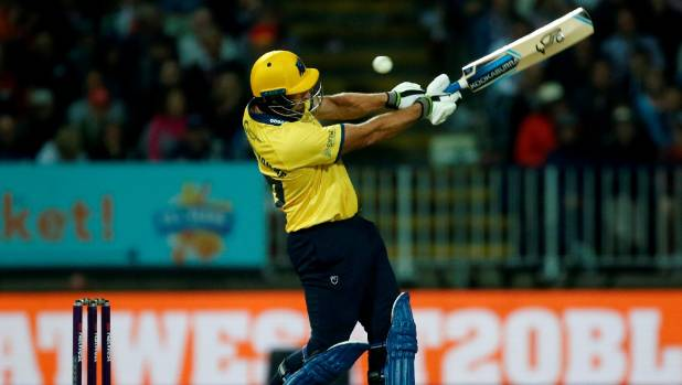 Samit, Gurney steer Nottinghamshire to Natwest T20 Blast title win