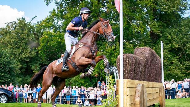 Oliver Townend wins Land Rover Burghley Horse Trials