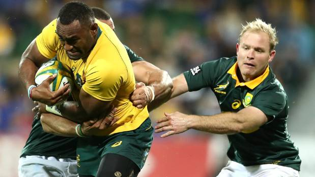 Foley penalty earns draw for Australia