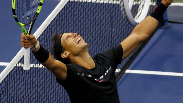 Nadal battles Anderson in conflict of styles at US Open