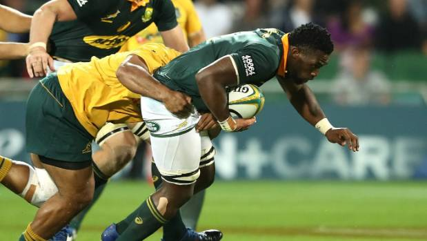 Wallabies cough up lead in draw with SA