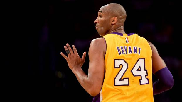 The Lakers Will Reportedly Retire Kobe Bryant's Jersey This December