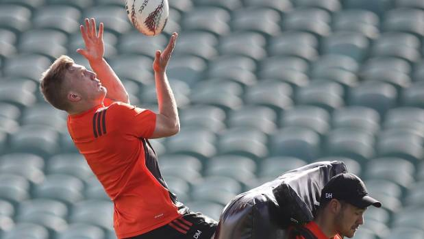 All Blacks to take reduced squad to Argentina, South Africa