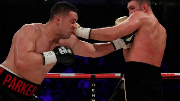 Parker retains WBO belt in win over Fury