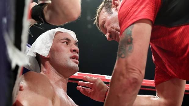 Hughie Fury to face Joseph Parker for WBO heavyweight belt