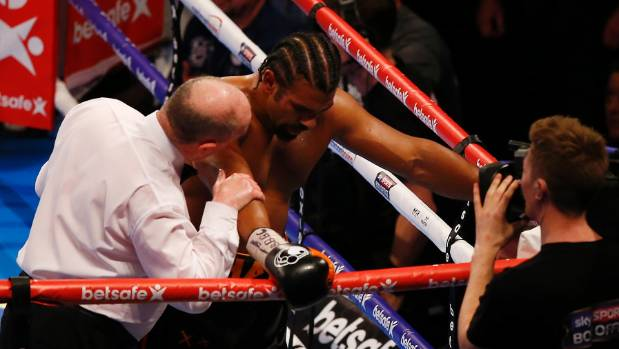 David Haye And Tony Bellew's Rematch Has Just Been Officially Announced