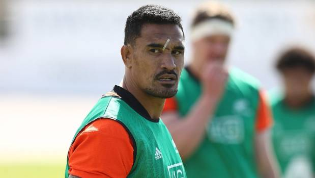 Hansen: Kaino faces huge battle to reclaim All Blacks spot