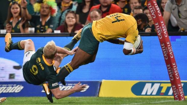 Champions again! All Blacks win Rugby Championship as Australia, South Africa draw